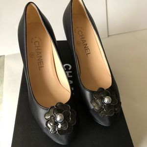 Brand new pair CC heels